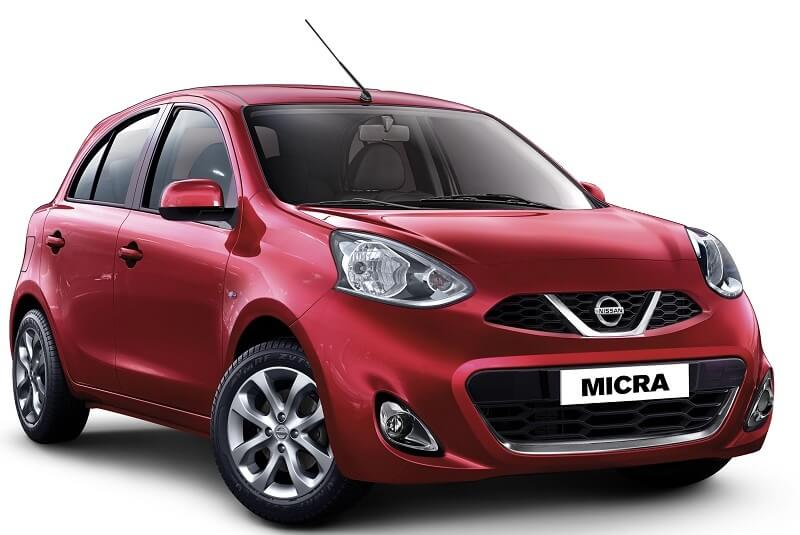nissan micra cvt becomes india 39 s most affordable hatchback. Black Bedroom Furniture Sets. Home Design Ideas
