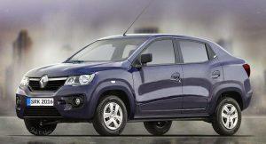 Renault LBC Kwid compact sedan