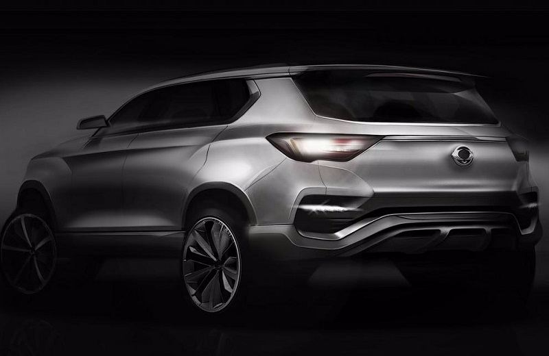 Mahindra SsangYong Rexton 2017 India Launch, Price, Specs