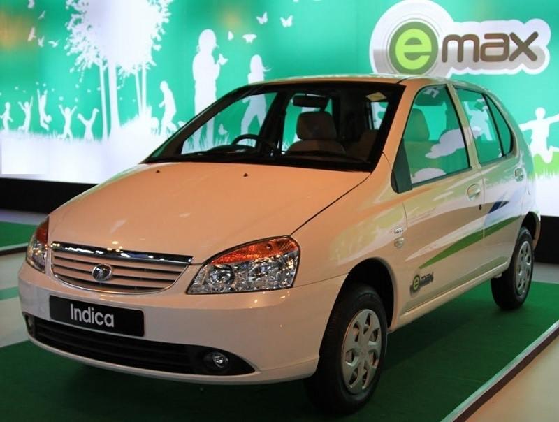 Tata Indica eMAX