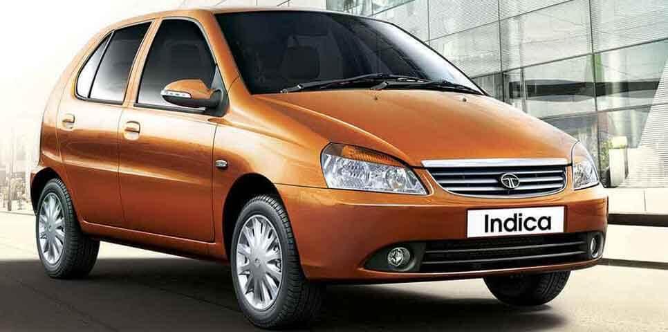 Tata Indica hatchback