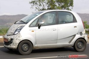 Tata Nano Electric hatchback