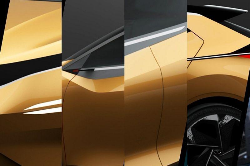 Tata X451 Hatchback teaser
