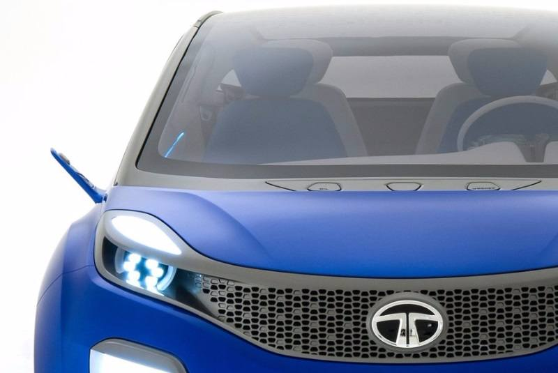 Tata X451 micro SUV India