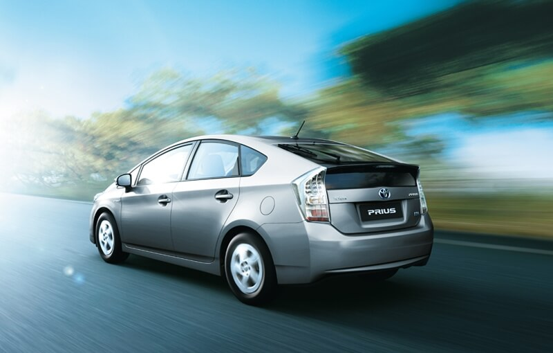 Toyota Prius India