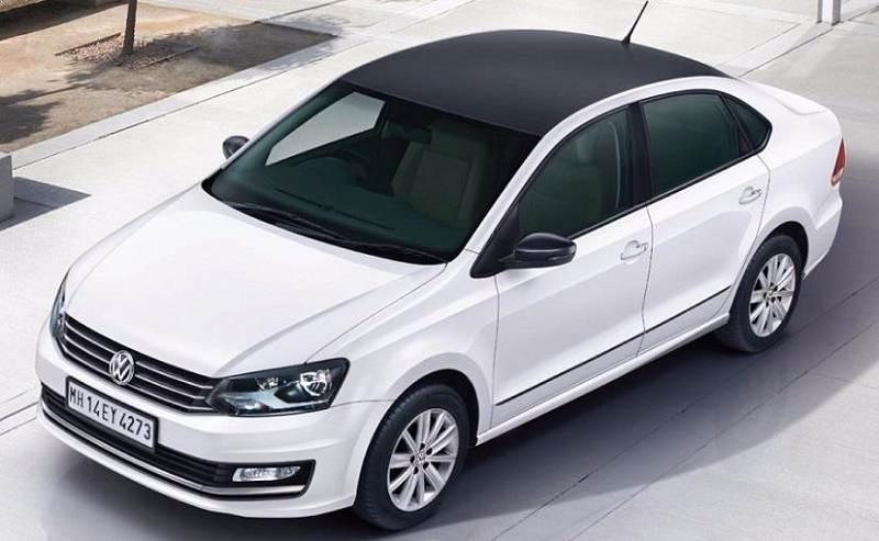 Volkswagen Vento Celeste Special Edition
