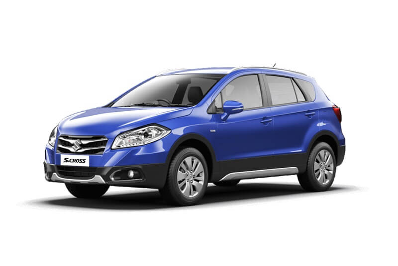 maruti s cross petrol model