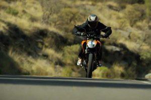 New KTM Duke 390 Front Fascia
