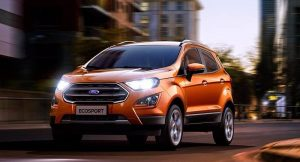 2017 Ford EcoSport facelift 4
