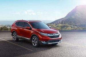 2017 Honda CRV 7 seater SUV