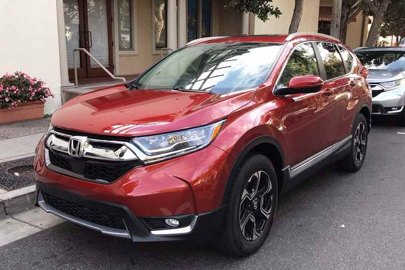 2017 Honda CRV 7 Seater Launch, Price, Specifications