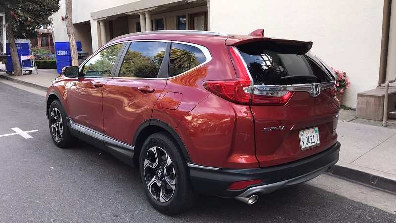 2017 Honda CRV 7 Seater India Launch