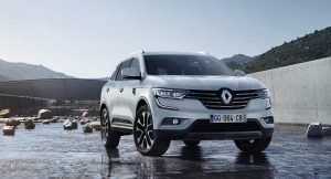 New Renault Koleos 2017 India