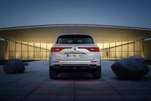 New Renault Koleos 2017 India rear
