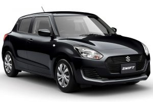 2017 Maruti Suzuki Swift India