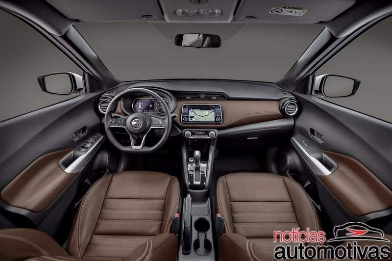 2018 Nissan Kicks SUV Interior