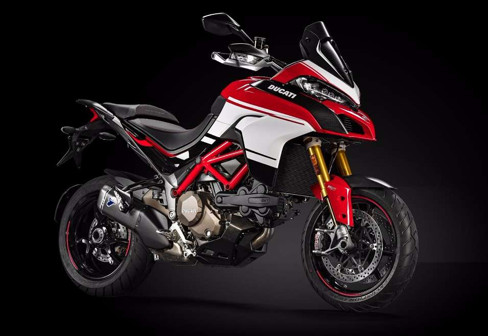 Ducati Multistrada 1200 Pikes Peak price