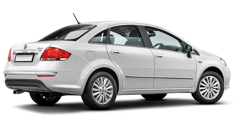 Fiat Linea 125 S Launch price