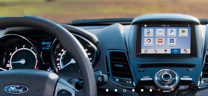 Ford SYNC 3 with Apple CarPlay Andorid Auto