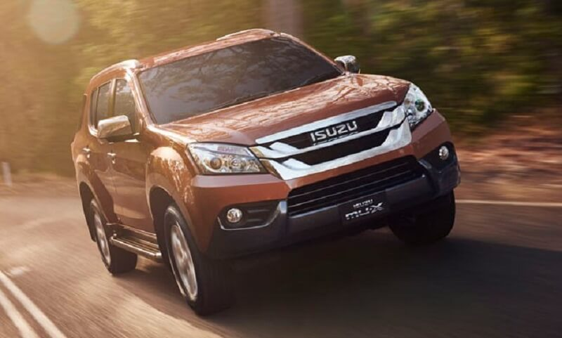 Isuzu MUX India Launch, Price, Specifications, Mileage, Images