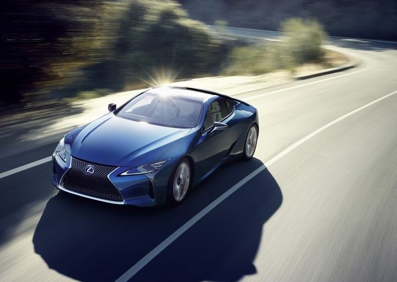 Lexus Hybrid cars in india