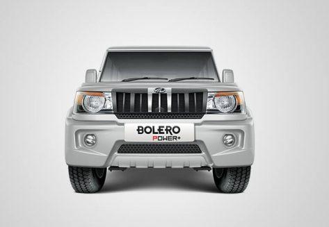 Mahindra Bolero Mini Front