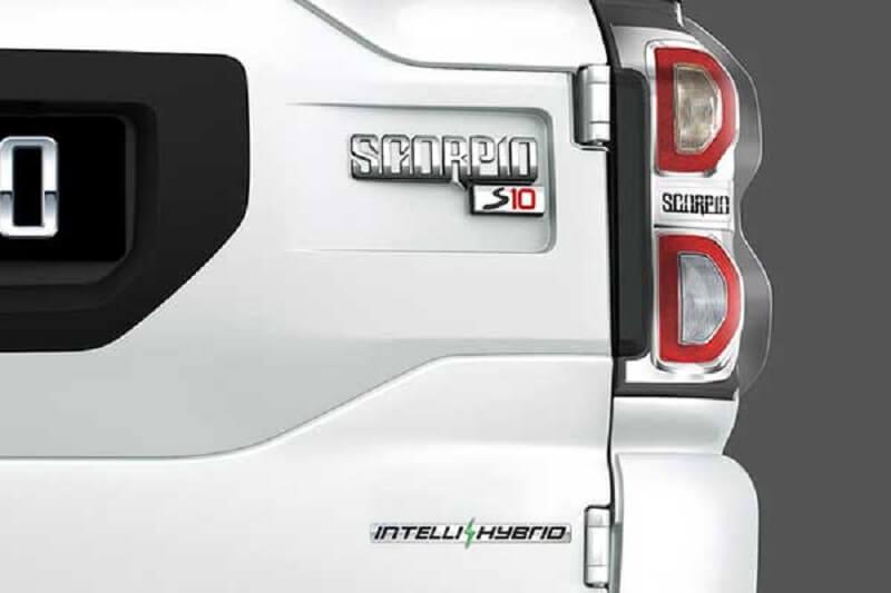 New Mahindra Scorpio hybrid