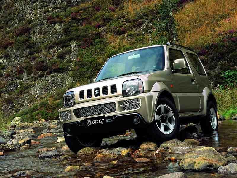 Upcoming Cars Under 10 Lakhs - Jimny