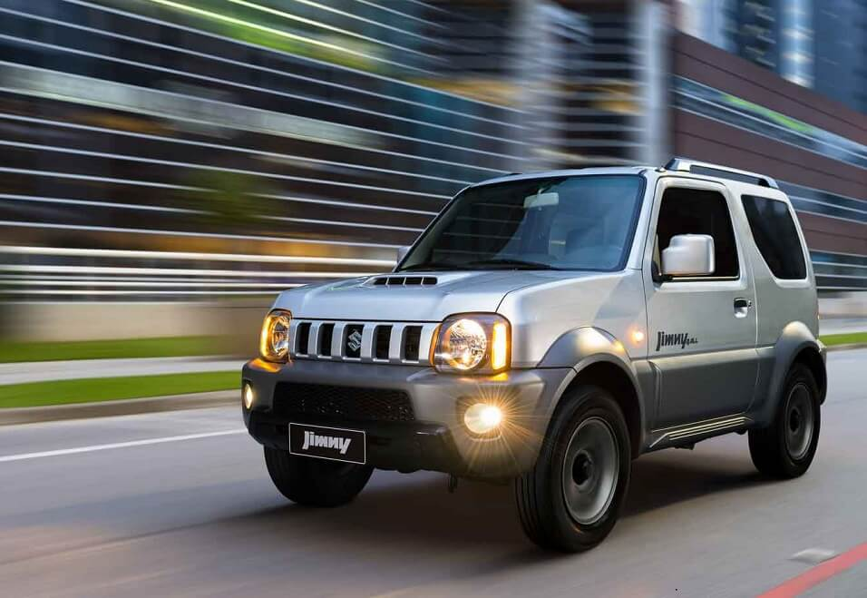 2018 Maruti Suzuki Jimny India Launch