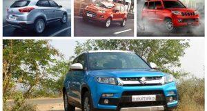Most fuel efficient SUVs in India