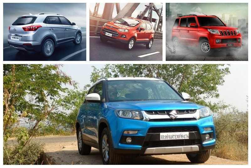 10 Best Mileage SUVs in India