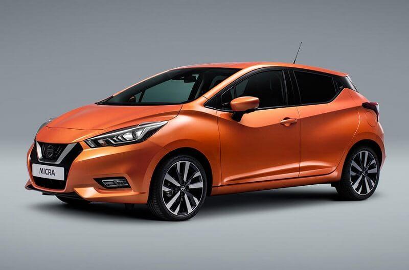 New Nissan Micra 2017 India