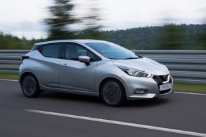 New Nissan Micra 2018 side profile