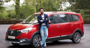 Renault Lodgy World Edition with ranvir kapoor
