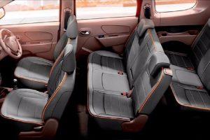 Renault Lodgy World Edition interior