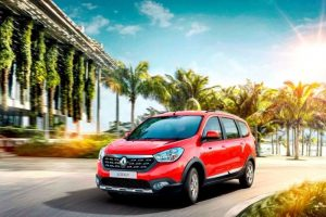 Renault Lodgy World Edition front