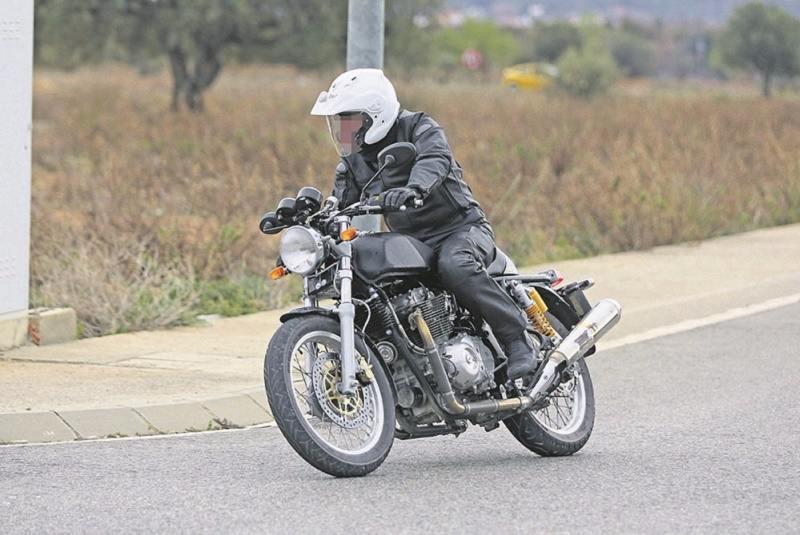 Royal Enfield 750cc bike india