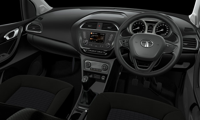 Tata Kite 5 sedan interior photo