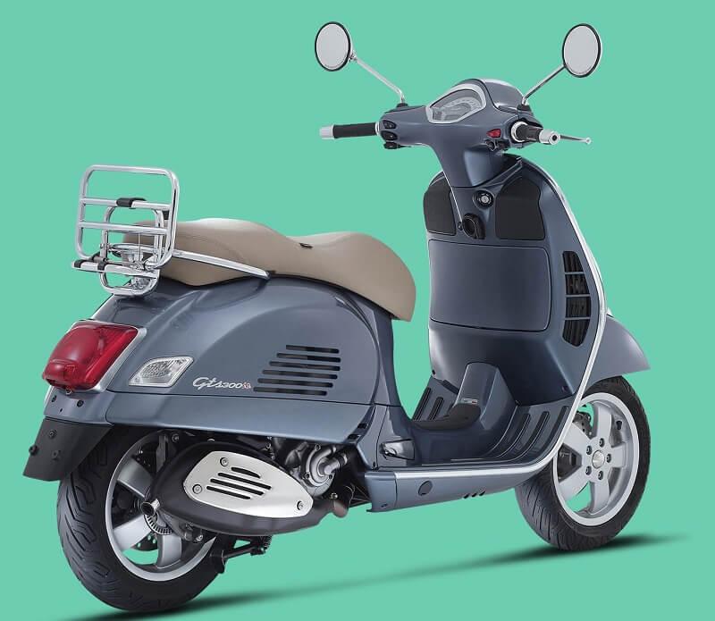 Vespa GTS 300 India specs
