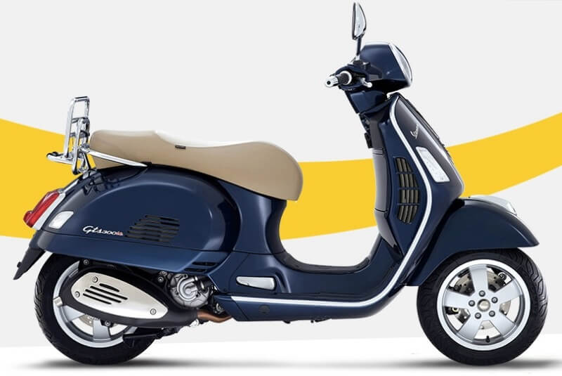 Vespa GTS 300 price in India