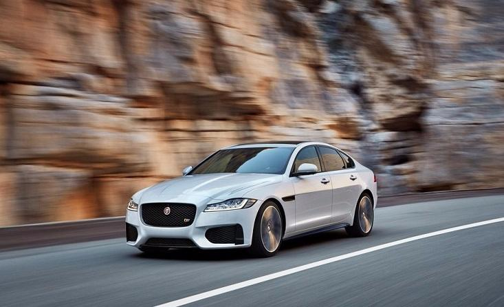 2016 Jaguar XF India specs