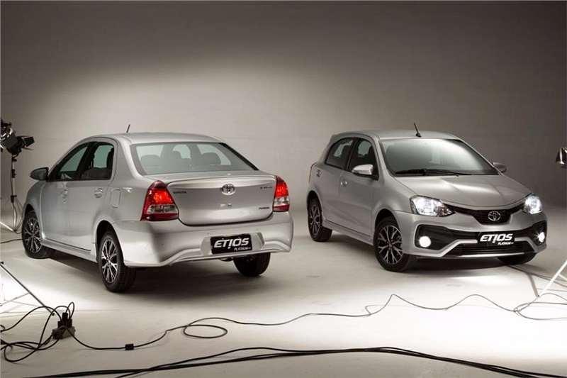 2016 Toyota Etios Platinum facelift