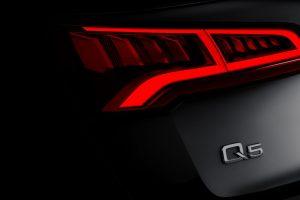 2017 Audi Q5 teased