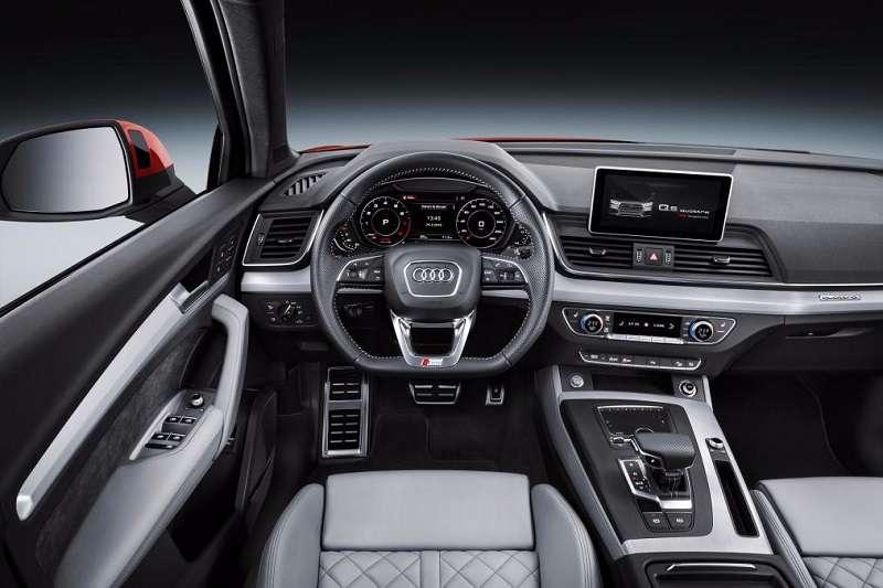 2017 Audi Q5 Steering Wheel