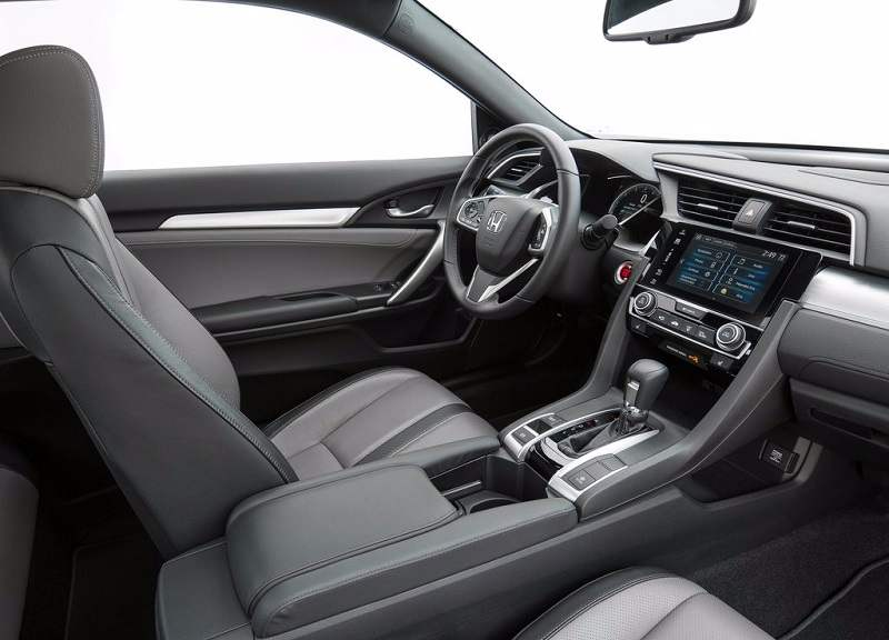 2017 Honda Civic Hatchback Interior Exterior Images