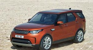 2017 Land Rover Discovery India