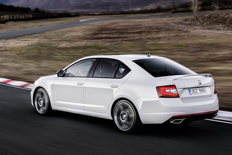 2017 Skoda Octavia Rs 2 India Car News