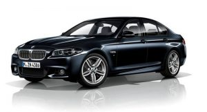 BMW 520d M Sport price in India