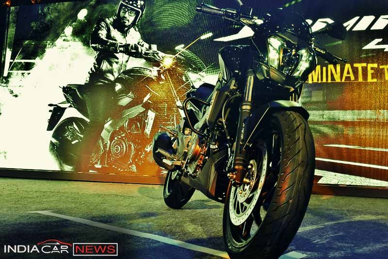 Bajaj Dominar 400 Image