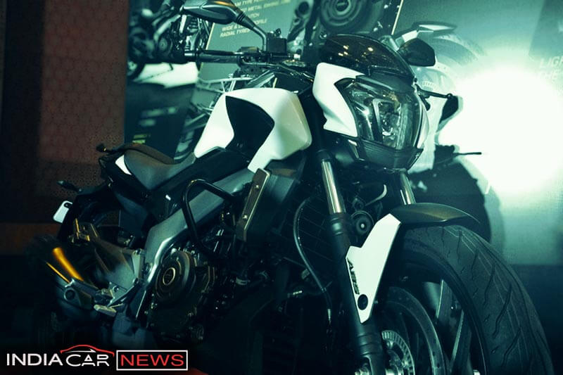 Bajaj Dominar 400 Headlamps
